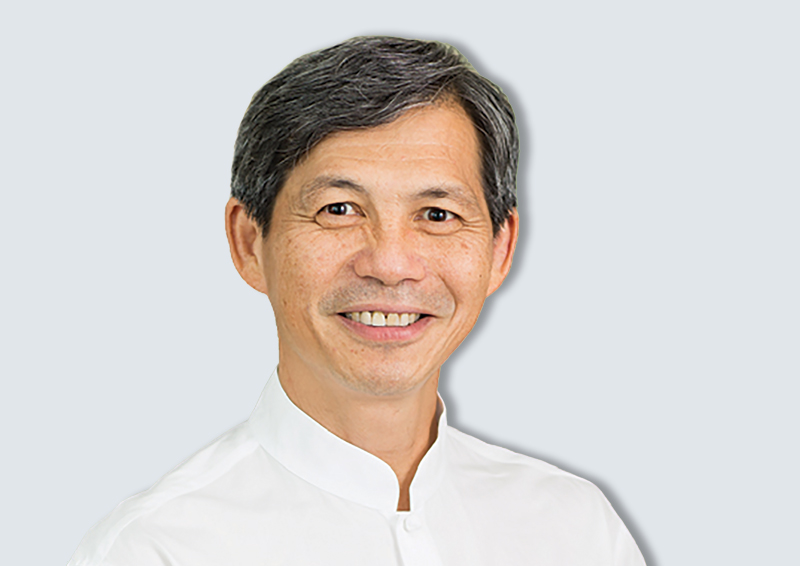 Mr Lee Thiam Seng Chief Executive Officer