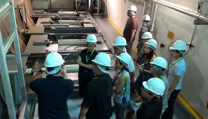 JTC Academy Visited ecoWise Biomass Power Plant
