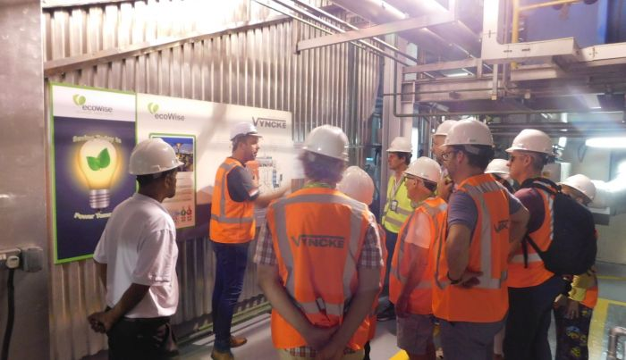 Belgium Government and VOKA Delegates Visited ecoWise