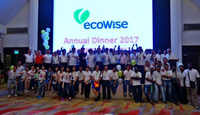 ecoWise Annual Dinner 2017