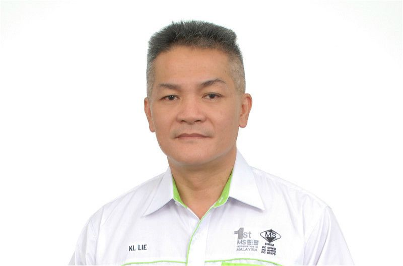 Mr Lie Kian Lee General Manager - East Malaysia (Retread Tyres)
