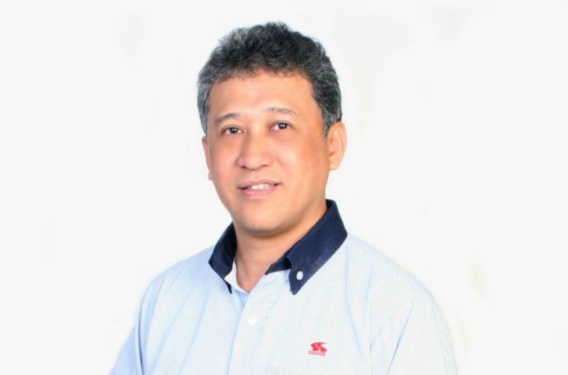 Mr Melvin Khaw General Manager - SunTyre Industries Sdn Bhd