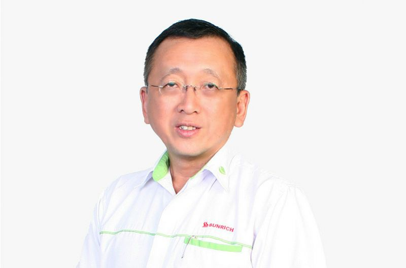 Mr Steven Gan General Manager - Sun Rubber (Rubber Compound)