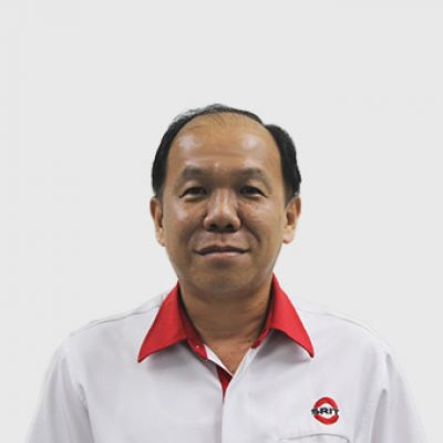 Mr Tony ChewAssistant General Manager, QA/QC - Sunrich Integrated Sdn Bhd