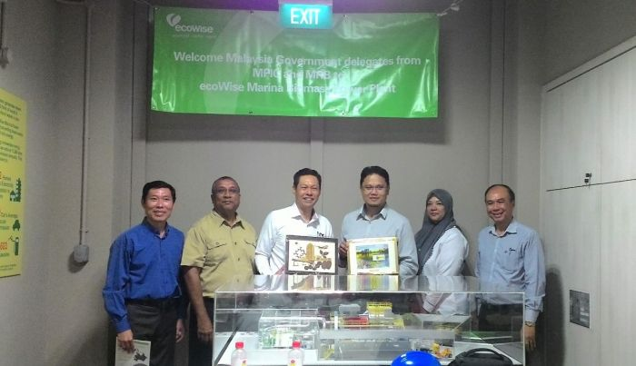 Malaysian Government Delegates Visit