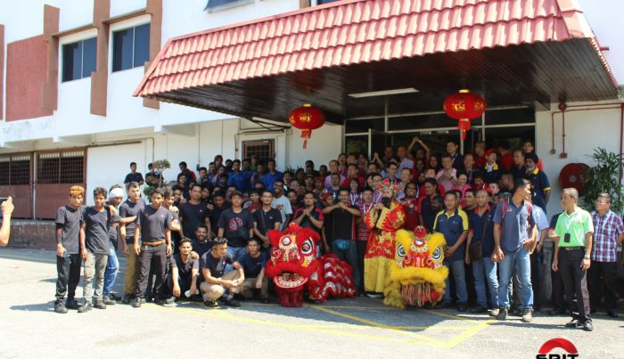 SRIT Chinese New Year Celebration 2018