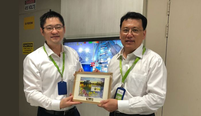 Zhejiang Governor Visited ecoWise Biomass Power Plant